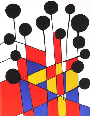 Xxème Siècle - Composition - Collectable Print