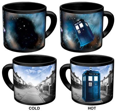 Doctor Who - Tardis Mug Mug