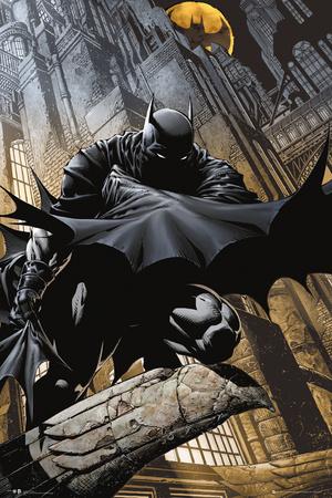 Batman Comics - Stalker Poster