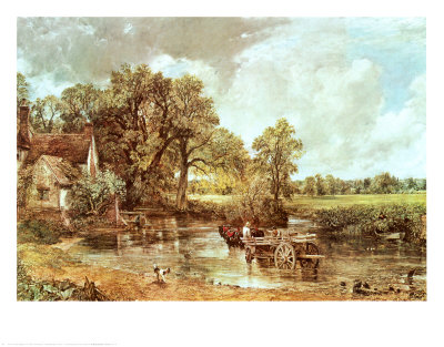 The Haywain, 1819