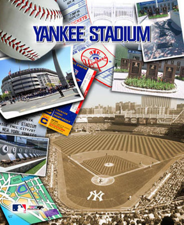 Yankee Stadium Composite - ©Photofile