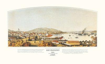San Francisco, 1849.