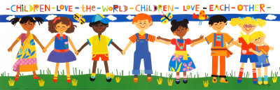 Children Love the World