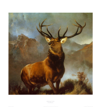 Monarch of the Glen