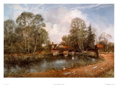 Old Cottage, Flatford Mill