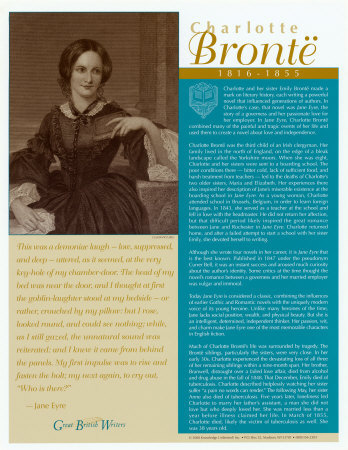 Great British Writers - Charlotte Bronte