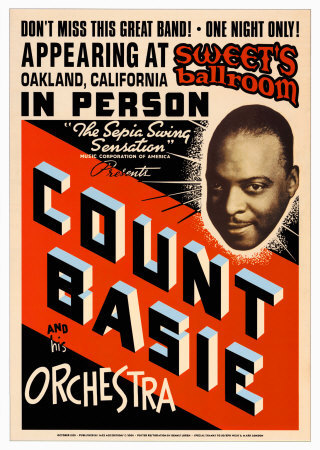 Count Basie Orchestra at Sweet