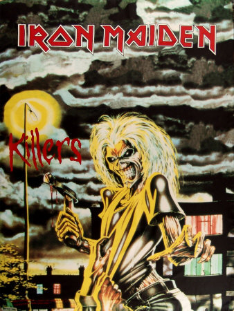 Poster Iron Maiden?- Killers..