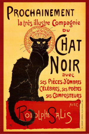 Tourne du Chat Noir, c.1896