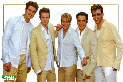 Westlife 6 - Group - Buy this poster at AllPosters.com
