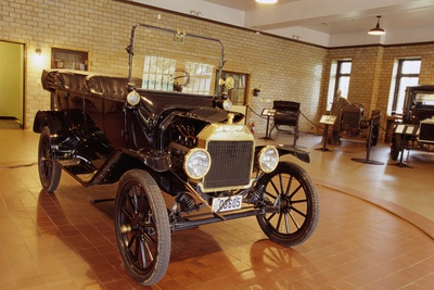 Vintage Ford Automobile at Henry ...
