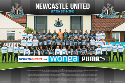 Buy Newcastle Players 14/15 at AllPosters.com