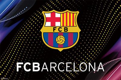 Buy FC Barcelona - Logo 14 at AllPosters.com