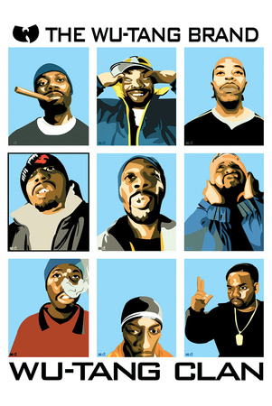 Wu Tang Brand - Buy this poster at AllPosters.com