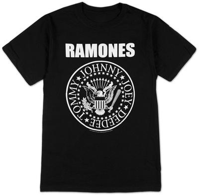 Ramones - Presidential Seal Apparel T-Shirt