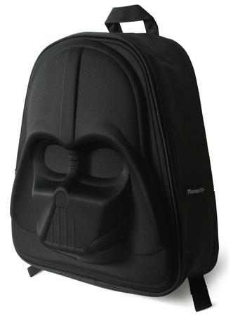 Star Wars Darth Vader 3D Molded Nylon Backpack Backpack