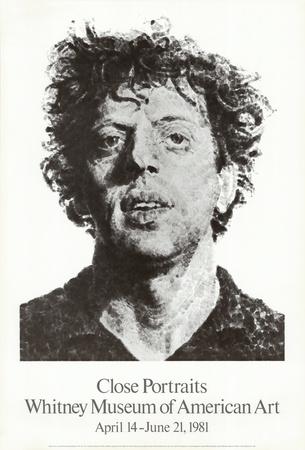 Large Phil Fingerprint, 1979 - Collectable Print