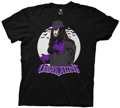 WWE- Vintage Undertaker Apparel T-Shirt