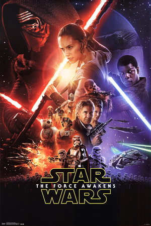 Star Wars: The Force Awakens- One Sheet Poster