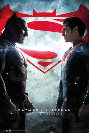Batman Vs. Superman- One Sheet Poster