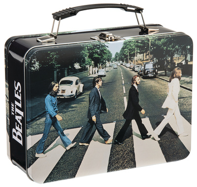 The Beatles Abbey Road Tin Lunch Box Lunch Box