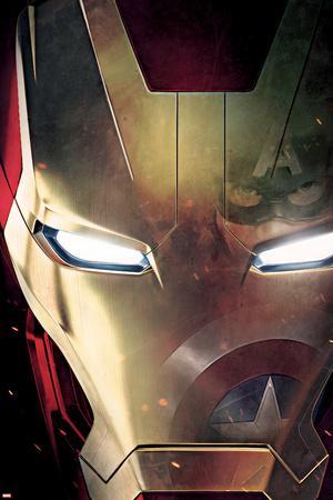 Captain America: Civil War - Iron Man Poster