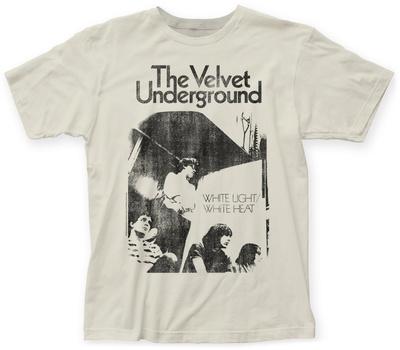 Velvet Underground- White Light/White Heat T-Shirt