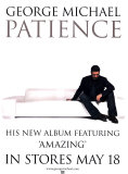 George Michael - Patience Album Release Giant Poster