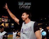 Randy Johnson - Perfect Game '04 #2 (horizontal) ©Photofile