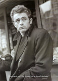 James Dean Giant Poster