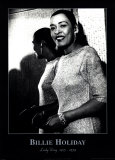 Billie Holiday - Lady Day Giant Poster