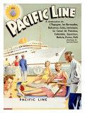 Pacific Line, Caribbean Cruise