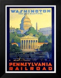 Pennsylvania Railroad, Washington