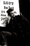 James Dean (Coat) Movie Poster Print