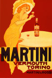Martini and Rossi, Torino Poster