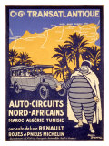 North African Michelin Tire Tour
