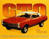 Pontiac 1967 GTO