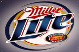 Miller Lite Tin Sign