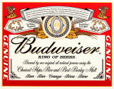 Budwiser Label