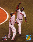 David Ortiz & Manny Ramirez - HR, Game 7 - ALCS