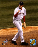 Derek Lowe - 6th inning, Game 7 - ALCS ©Photofile