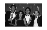 The Cast of Seinfeld with Awards