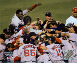 Red Sox Celebration - 2004 World Series victory over St. Louis ©Photofile