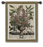 Jan Botanical Wall Tapestry