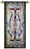 Celtic Design II Wall Tapestry