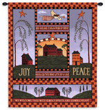 Joyful Home Wall Tapestry