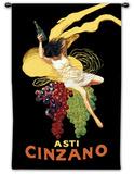 Cinzano Wall Tapestry