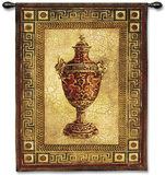 Vessel Antiquity I Wall Tapestry
