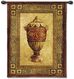 Vessel Antiquity II Wall Tapestry