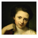 Portrait of Angelica Kauffmann, Bust Length
